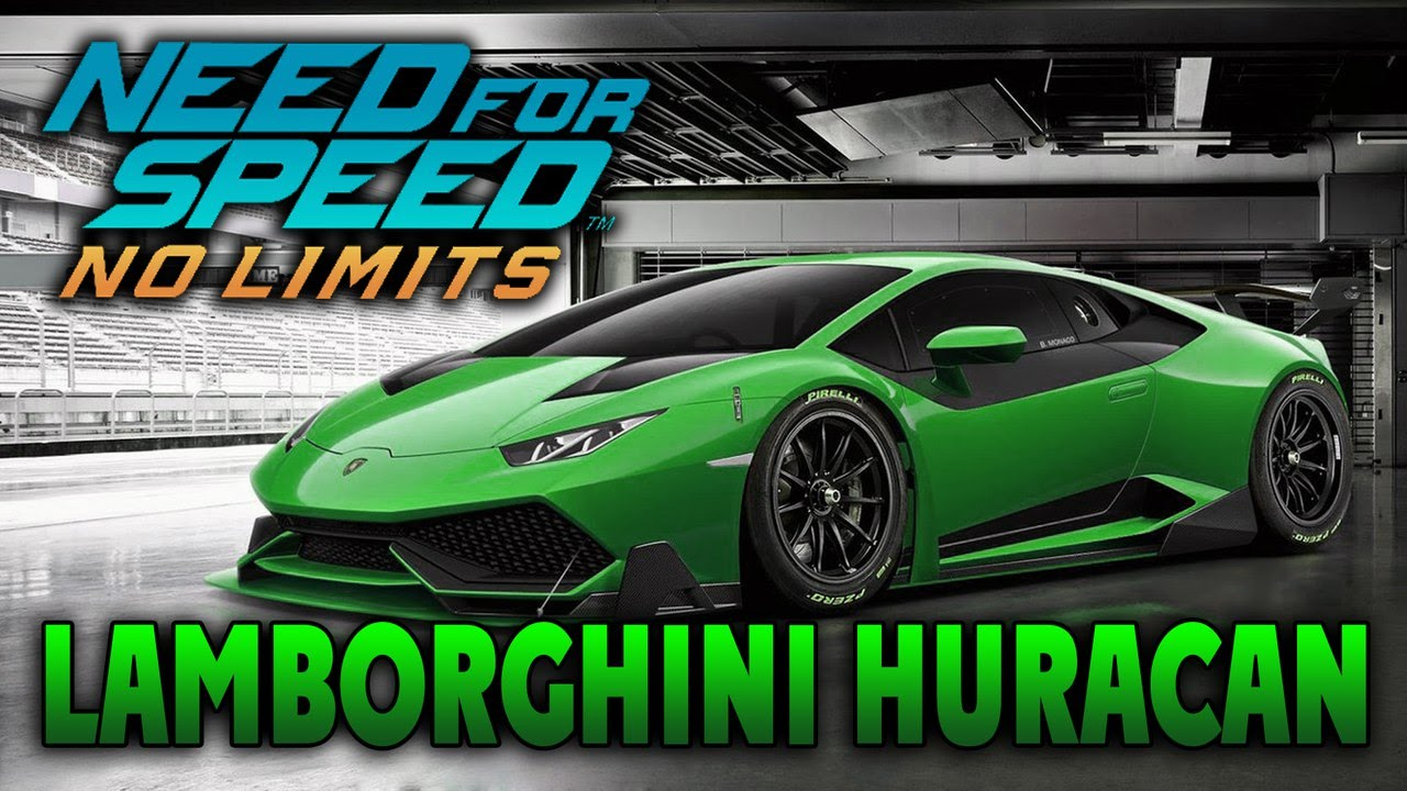 need for speed no limits lamborghini huracan ios 4. Black Bedroom Furniture Sets. Home Design Ideas