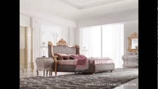 Luxury King Size Bed - Baroque Bed - Geneva