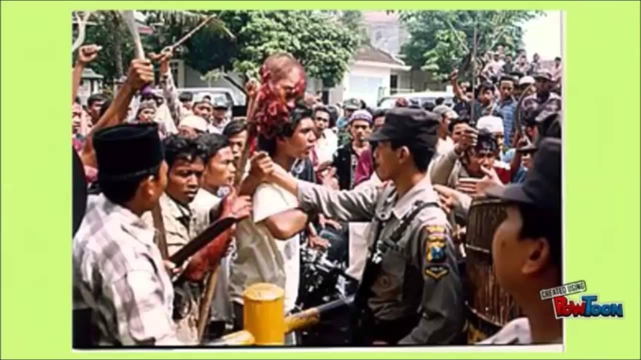 Penyebab dan Contoh Kasus Pelanggaran HAM di Indonesia