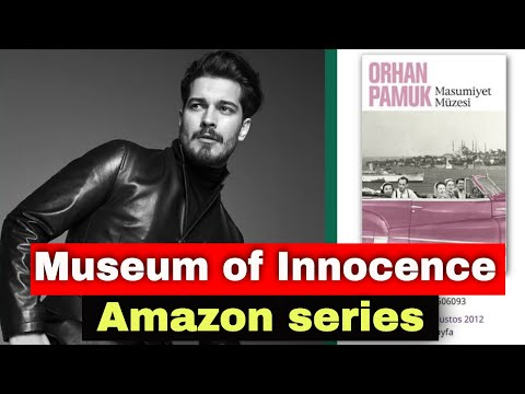 Çağatay Ulusoy in the first Turkish series of Amazon Prime