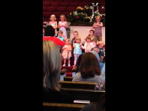 Spring program- Madeline likes to Dance from YouTube · Duration:  47 seconds
