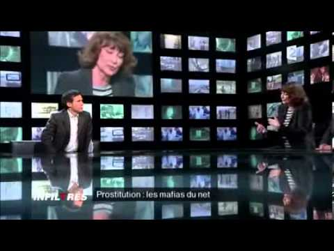 REPORTAGES - Prostitution Les Mafias du Net En 2013