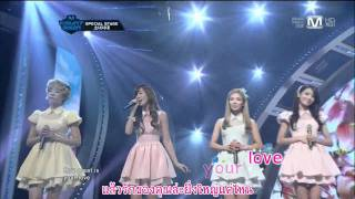 [Karaoke] How great is your love - SNSD [Thaisub]