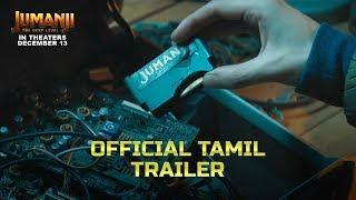 Jumanji: The Next Level | Official Trailer Tamil | Dwayne Johnson | Kevin Hart | In Cinemas Dec 13