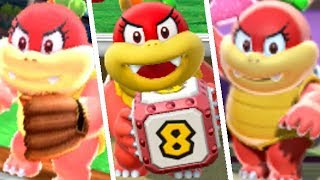 All Pom Pom Battles & Appearances in Mario Games (2011-2018)