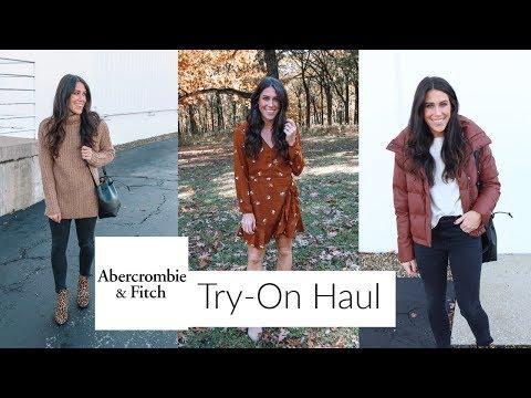 Abercrombie Try-On Haul