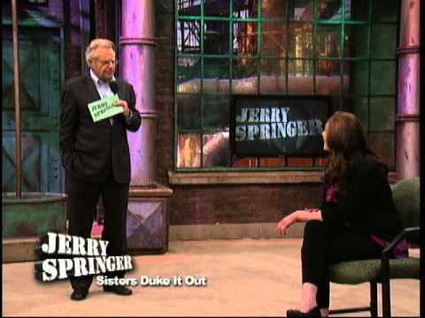 Confront Becky & Jessie (The Jerry Springer Show)