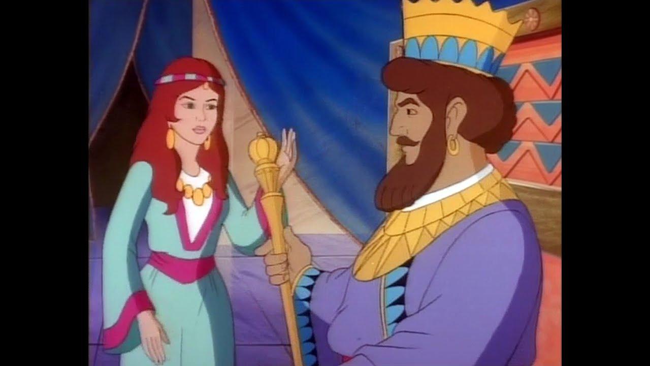 bibelhistorier tegnefilm