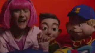 LazyTown - Spooky Song Icelandic (Draugalagið)