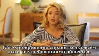 """Virginie Efira présente """"Victoria"""" à Moscou"""