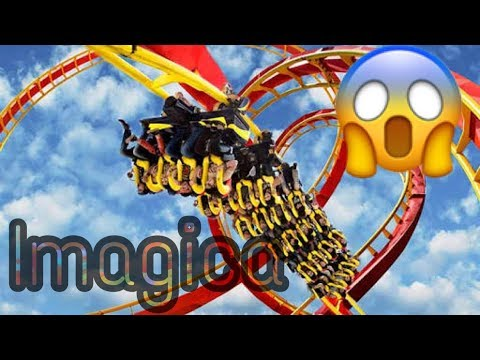 Adlabs imagica theme park mumbai 2018