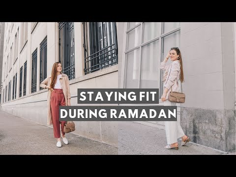 How to Stay Healthy During Ramadan | Amanda Asad - YouTube
