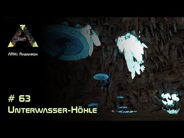Ark Ragnarok 63 Unterwasser Höhle México Moviki Xyz