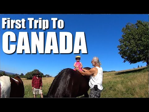 Zee Goes to Canada