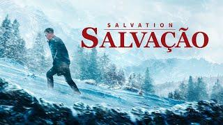 """Filme gospel completo dublado 2018 """"Salvação"""" O que significa a verdadeira salvação?"""
