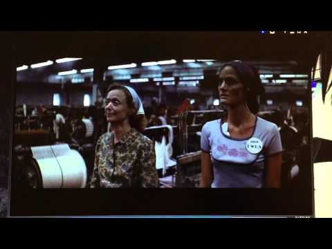 an analysis of the movie norma rae The movie norma rae was a realistic portrayal of the sad, immoral, and oppressive working conditions that existed in the imminent life of mass production workers, and one womans struggle to overcome and improve the labor realation problems at a textile mill during the 1970's.