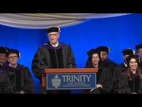 Commencement 2017 - Trinity Law School
