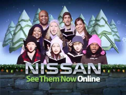 Koons Falls Church Nissan Christmas TV Commercial