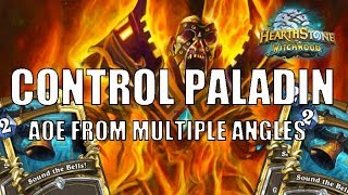 Control Paladin | AoE from multiple angles