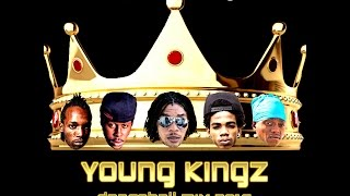 DJ KENNY YOUNG KINGZ DANCEHALL MIX FEB 2016