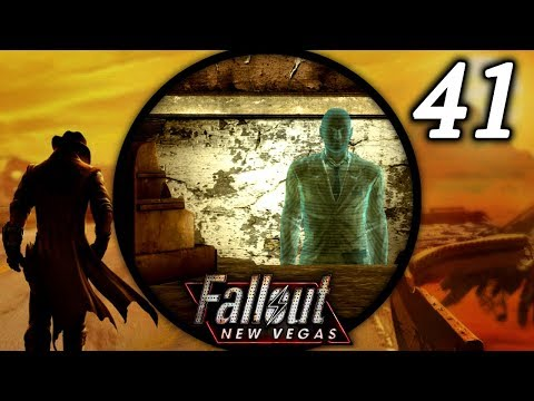 Fallout: New Vegas #41 - Shots in the Dark