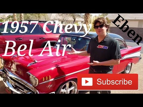 1957 Chevy Bel Air | Fluid Change to AMSOIL