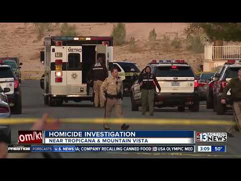 Man shot outside location of triple homicide in December
