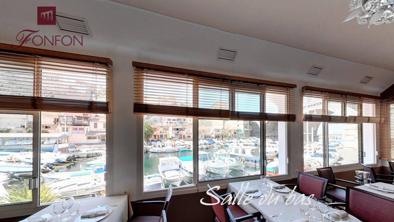 Visite virtuelle du restaurant chez fonfon au vallon des for Restaurant chez marie marseille