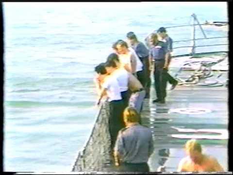 HMS Bristol Falklands 82 Homecoming 3