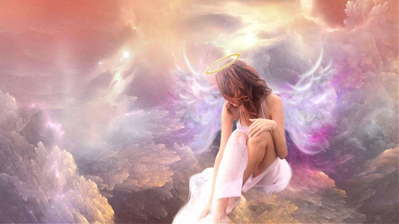 Significado de angeles vestidos de blanco