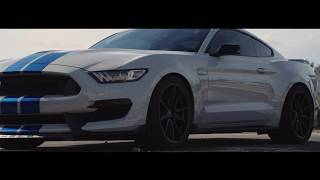 FUEL AUTOTEK Media: Vossen Hybrid Forged HF 3 on Ford Mustang GT350