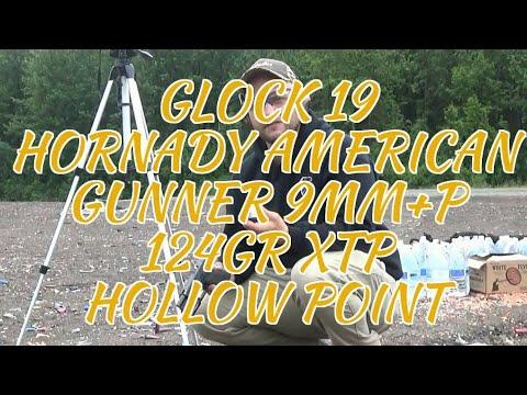 Glock 19 124gr +P American Gunner