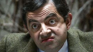How to stop a baby from crying | Mr. Bean Official