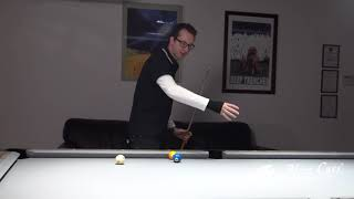 Pool Trick Shots Tutorial: How to do the Circular Follow!!!