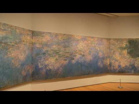 Museum of Modern Art in New York City 4k