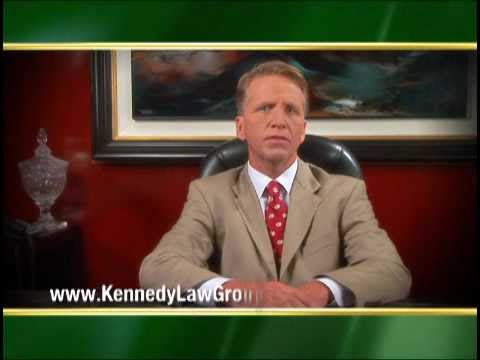 Kennedy Law Group rear-end collisions. www.kennedylawgroup.com 1-800-207-0005