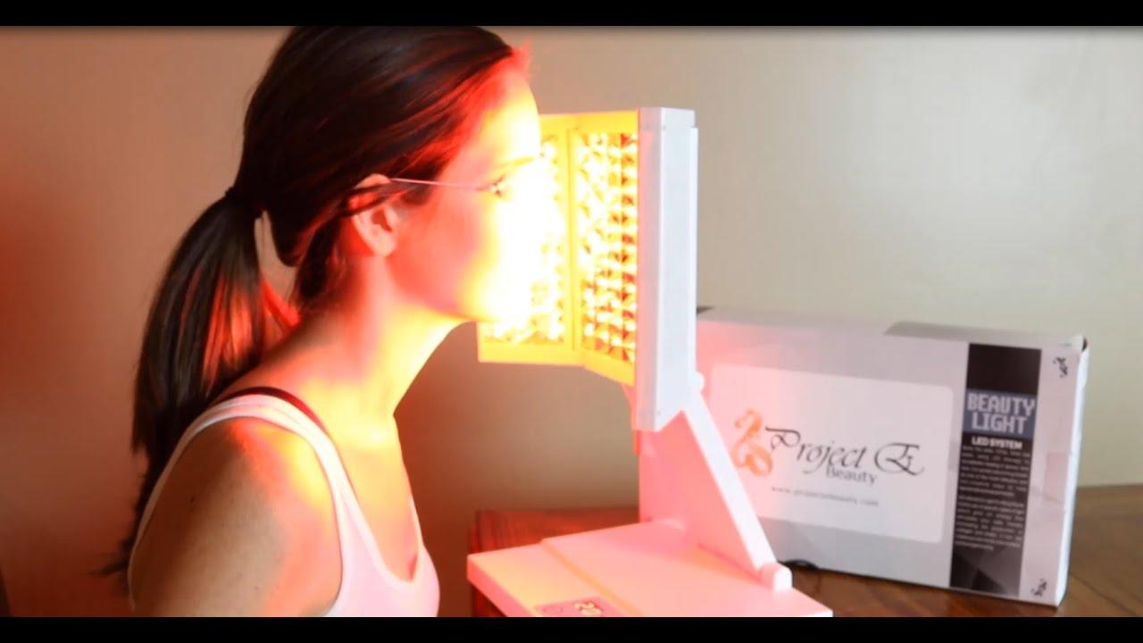 Project E Beauty 7 Photons Led Light Skin Phototherapy
