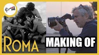 Alfonso Cuarón nos dice como hizo Roma y nos revela sus secretos ( making of)