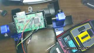 Using VVDI-Prog to Read and Write a MC9S12 Device on Chrysler/Dodge Skim Security Module