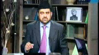 An MTA caller tells that Pakistani Ulema have been telling lies about Ahmadiyya Muslim Jamaat.flv