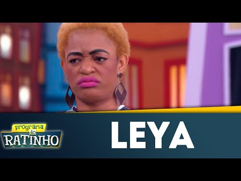 Leya arrasou no palco | Programa do Ratinho (16/07/2018)