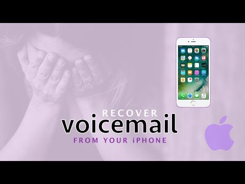 How do i retrieve a deleted voicemail on my samsung phone