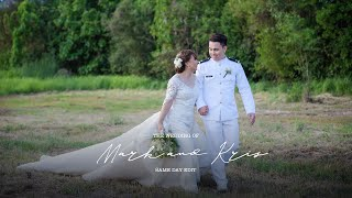 Mark and Kris | On Site Wedding Film by Nice Print Photography