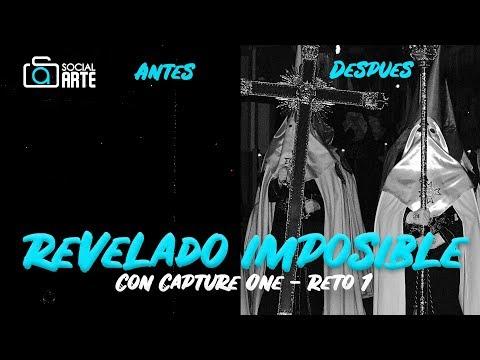 REVELADO IMPOSIBLE CON CAPTURE ONE  RETO 1 FOTO DE SUSCRIPTOR