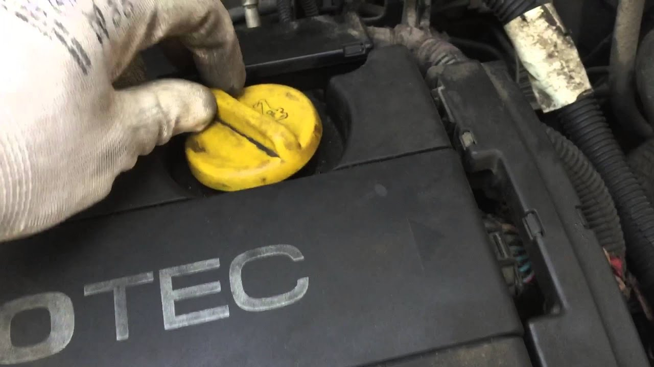 вентиляция картерных газов на opel insignia