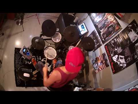 24K Magic - Bruno Mars ( Drum Cover)