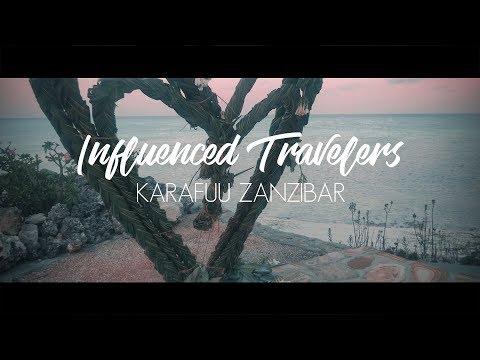 KARAFUU ZANZIBAR // Beach Resort & Spa // Influenced Travelers