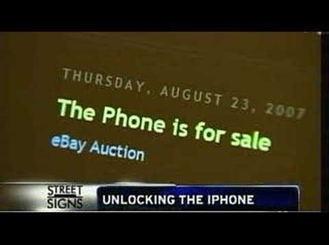 George Hotz  iphone hack