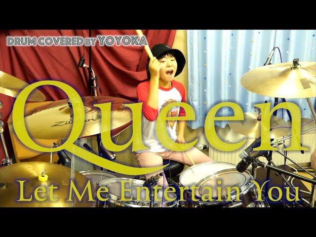 Queen - Let Me Entertain You / Covered by Yoyoka
