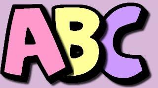 Alfabeto para Crianças / ABC em português - Ep. 22